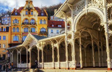 Tour nach Karlovy Vary (dt. Karlsbad)