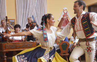 Czech Folklore Evening with dinner and unlimited drinks***