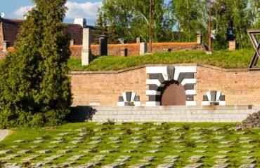 Terezín (dt. Theresienstadt)