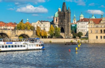 Afternoon Cruise with a Tour of Prague